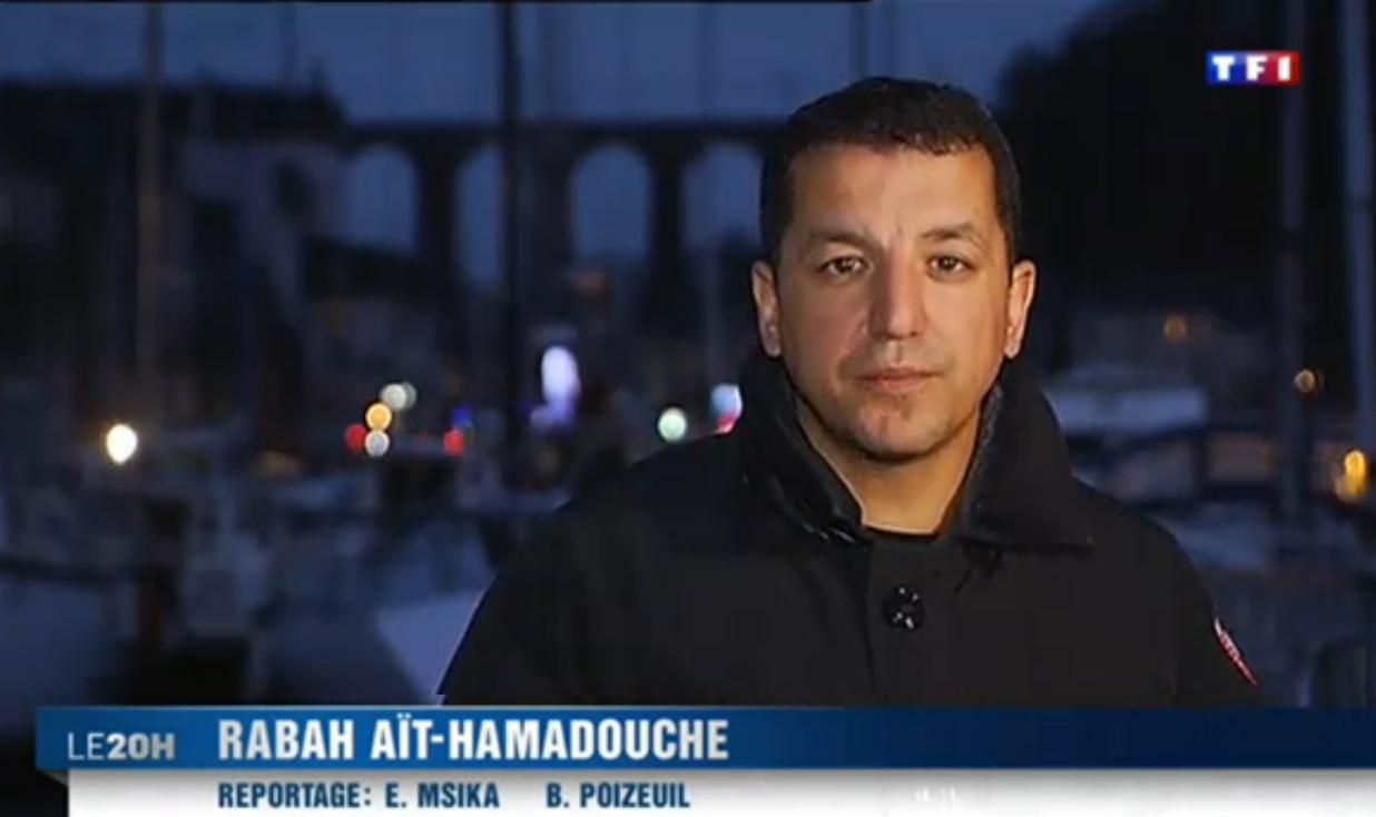 RABAH AIT-HAMADOUCHE, RENCONTRE AVEC UN REPORTER DE TERRAIN PAS COMME LES AUTRES...