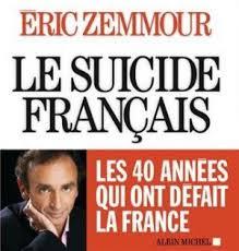 """ERIC ZEMMOUR RECU A BEZIERS AUJOURD'HUI : FEMME, FRANCAISE, ORIGINE AUTRE... J'AI LU """"LE SUICIDE FRANCAIS"""". VERDICT :"""
