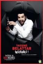 """YASSINE BELATTAR, UN HUMORISTE HORS DU COMMUN : """"Des arabes et des noirs qui font de la télé, il y en a plein ! Des arabes et des noirs qui décident la télé, il y en a moins !"""""""