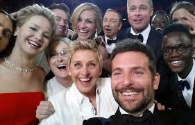 selfie helene de generes