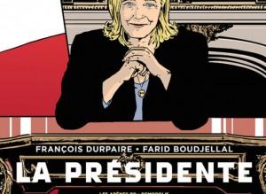 COUVERTURE LA PRESIDENTE 452X294.indd