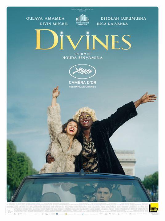 DIVINES : POURQUOI FAUT-IL ALLER VOIR LE FILM DE HOUDA BENYAMINA SELON LA REALISATRICE PATIENCE PRISO