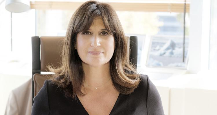CATHERINE NAYL, PATRONNE DE L'INFORMATION DE TF1 : VERS PLUS DE FEMMES DANS LES JT !