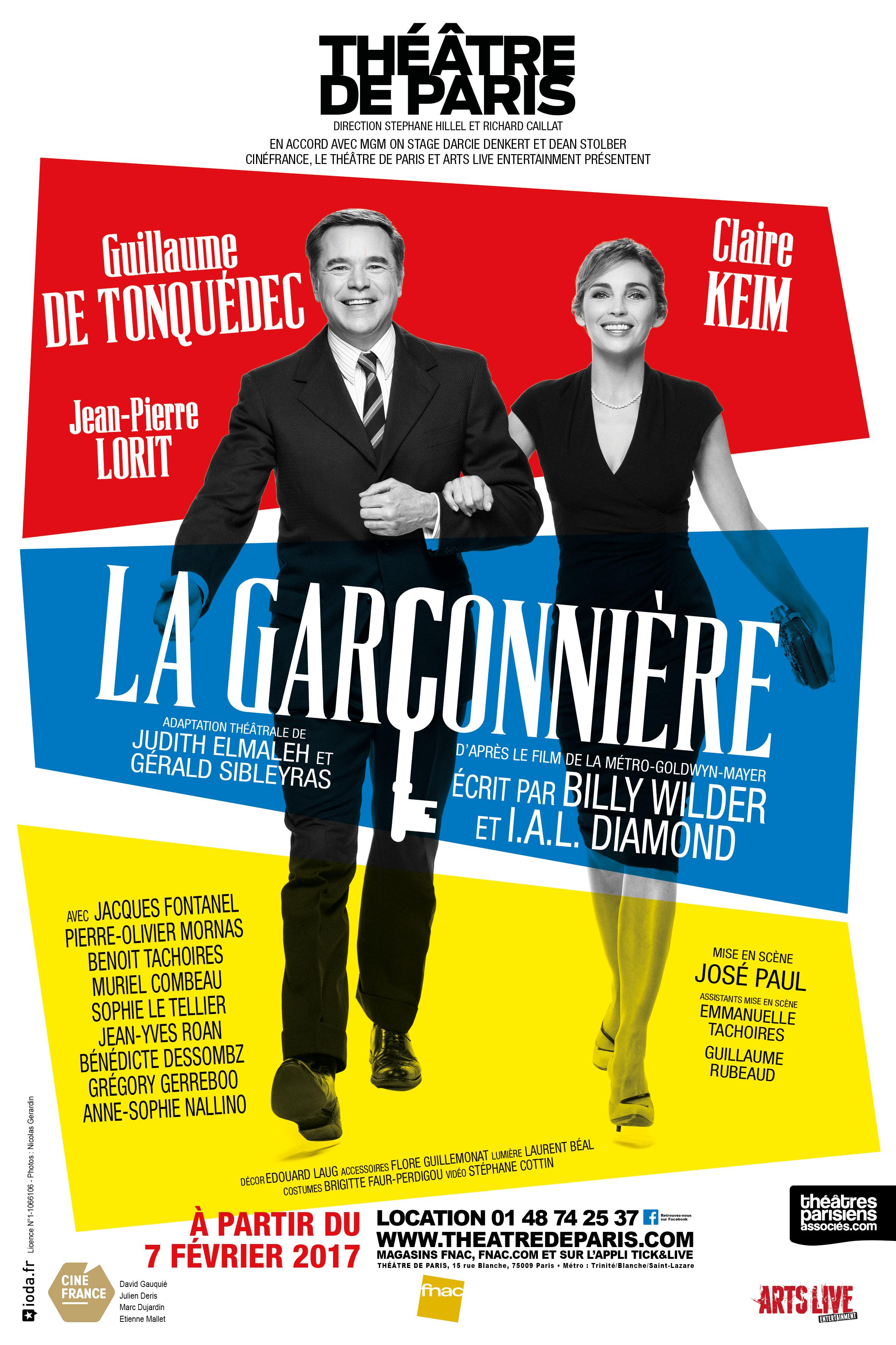 LA GARÇONNIÈRE, L'HISTOIRE D'UN SUCCÈS RACONTEE PAR DAVID GAUQUIE
