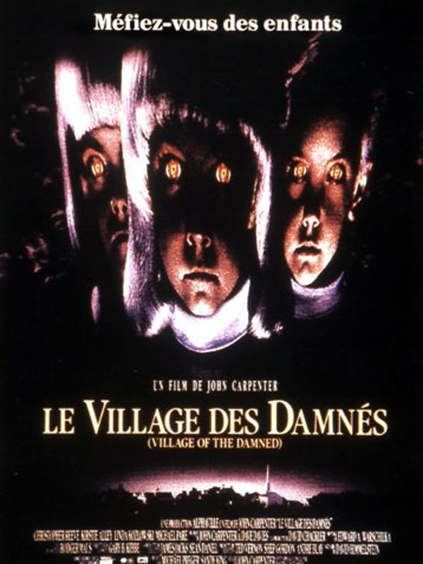 LE VILLAGE DES DAMNES : QUAND LA FICTION D'HIER PARLE DE LA JEUNESSE D'AUJOURD'HUI
