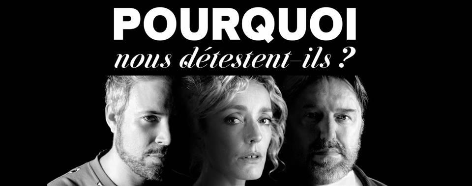 """""""POURQUOI NOUS DÉTESTENT-ILS ?"""" REVIENT CE SOIR SUR PLANÈTE+. ALEXANDRE AMIEL NOUS DIT TOUT !"""