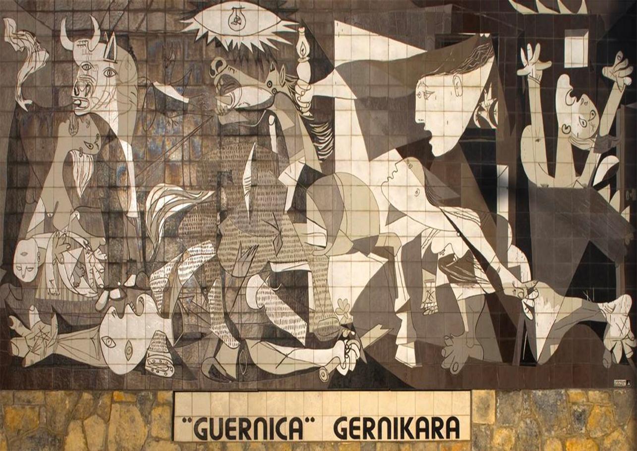 """""""GUERNICA"""" DE PICASSO, L'HISTOIRE CACHÉE..."""